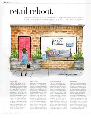 Luxe Magazine DC Hoot Spots